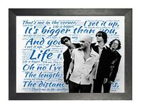 R.E.M. - Losing My Religion American Rock Star Poster Michael Stipe Music Photo