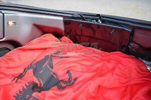 Ferrari F430 Carbon Fiber Front Trunk Fixing Plate