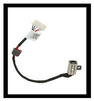 DC Power Jack cable Harness fits Dell Inspiron P51F P51F001 Charging Port Socket