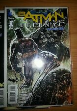 Batman Eternal 1-20, all NM never read, #1 signed Ray Fawkes & James Tynion IV