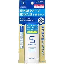 SHISEIDO SUNMEDIC UV EX 50mL MEDICATED SUN PROTECT Sunscreen SPF50+ PA++++ JAPAN