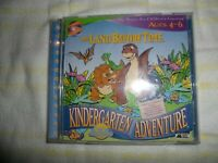 The Land Before Kindergarten Adventure Time PC CD-ROM Video Game Educational