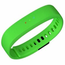 Medidores de actividad física verde