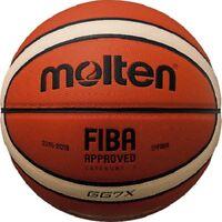 molten indoor Basketball GG7X DBB FIBA Premium Composite Leder BGG7X Größe 7