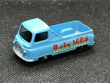 1958 MATCHBOX LESNEY MORRIS J2 BUILDER'S PICKUP #60 (BLUE) RARE TRUCK!!