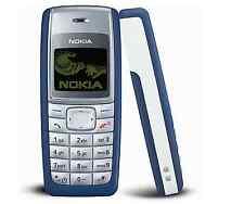 Téléphone Mobile Nokia 1110i + batterie + chargeur - BLEU - désimlocké