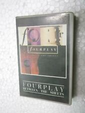FOUR PLAY  BETWEEN THE SHEETS   1993 RARE orig CASSETTE TAPE INDIA indian