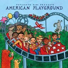 CD de musique folk americana sans compilation