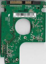 WESTERN DIGITAL WD800BEVT-75ZCT1 80GB SATA PCB BOARD ONLY 2061-701499-500 AE