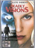 DEADLY VISIONS DVD NUOVO SIGILLATO
