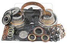 Ford CD4E Mazda LA4AEL Transmission Rebuild Deluxe Kit 94-02 W/Pistons