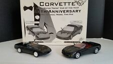 Chevrolet 1998 Motor Trend 45th Anniversary car of the year  Corvette 2 car set