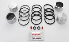 for MG MIDGET 1964-1979 FRONT L & R Brake Caliper Repair Kit +Pistons (BRKP298)
