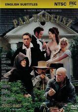Pan Tadeusz (DVD) 1999 Andrzej Wajda  NTSC  POLSKI POLISH