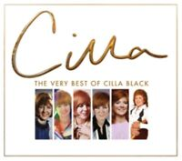 CILLA BLACK - The Very Best Of (CD ALBUM + DVD ) greatest hits NEW & SEALED