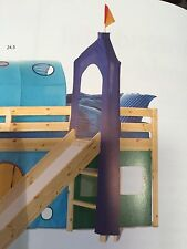 FLEXA 738019 - BLUE TRIANGLE TENT KIT for FLEXA BUNK BEDS - NIB! GREAT DEAL