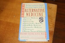 Holistic Health Association Complete Guide to Alternative Medicine Signed 1st Ed