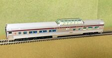 RAPIDO 1/87 HO CANADIAN PACIFIC BUDD MID-TRAIN DOME CAR #505 ITEM # 116013 F/S