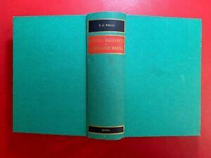 H.G. WELLS - TUTTI I RACCONTI E I ROMANZI BREVI Ed Mursia (1968) Libro Ferrara