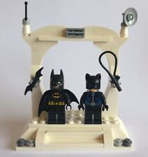 Unique Batman and Catwoman LEGO Wedding Cake Topper / Gift