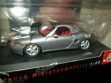 1:43 Schuco Porsche Boxster Hardtop Typ 986 Nr. 04233 silber/silver OVP