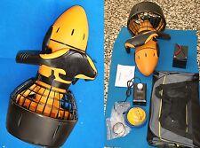 acquascooter waterscoter  scoter marino scuba water popeller 300 W piomb