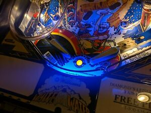 Road Show / Whitewater/ Shadow Pinball trough light