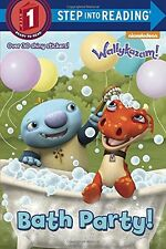 Bath Party! (Wallykazam!) (Step into Reading) by Christy Webster