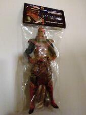 Diamond Select STARGATE SG-1 Rouge Elite Serpent Guard Figure exclusive rare Comme neuf