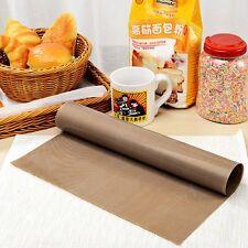 30x40cm Tray Sheet Cloth Paper Bakeware Oven Baking Mat Rolling