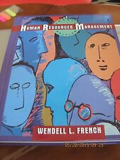 Human Resources Management Wendell L. French 4th Ed.   0-395-87132-8 1998