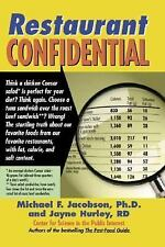 Restaurant Confidential: The STARTLING Truth about What You're Really Eating ...