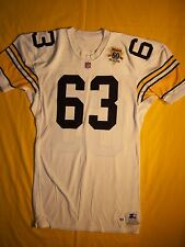 STEELERS 1992 DERMONTI DAWSON DURENE STARTER GAME WORN USED JERSEY HOF 60 SEASON