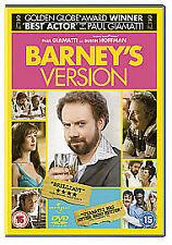 BARNEY'S VERSION NEW DVD