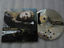CD-KELLY CLARKSON-BECAUSE OF YOU-NAPSTERLIVE-BREAKAWAY-(CD SINGLE)-2 TRACK-///
