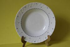 Seltmann Weiden Regina Mücke Blau Suppenteller Teller 22,7 cm 26831