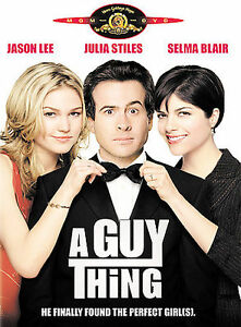 A Guy Thing (DVD, 2003, Widescreen & Full Frame)