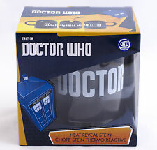 Doctor Who TV Series Heat Reveal Stein 20 oz Mug  Vortex NEW IN BOX