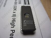12pcs *NEW* Fairchild FM27C256Q150 256K (32K x 8) UV-erasable EPROM 27C256  USA