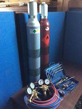 Gebrauchtes!!!! 10 liter Autogenschweissgerät Sauerstoff Acetylen Set Gerät