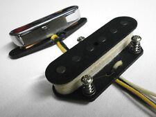 Telecaster Custom Pickups SET Bridge 13k Neck 7,6k Hand Wound HOT BLUES Fender