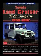Toyota Land Cruiser Car Manuals & Literature