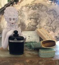 French Antique 1921 Caron Nuit De Noelle Perfum Extract 33ml Baccarat