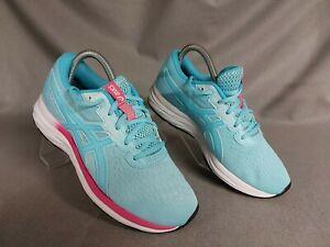 Asics Gel Womens Blue Running Trainers Size UK 5.5 Eu 39