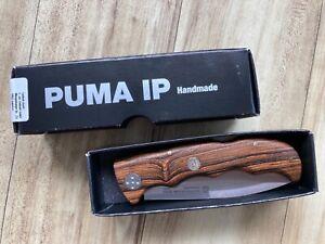 Puma IP Marmota mit Bocoteholzgriffschalen