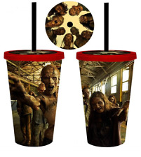 Licensed The Walking Dead Zombies Carnival Cup Travel Mug