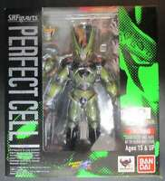 BANDAI S.H.Figuarts Perfect Cell DRAGON BALL 16cm Figure From Japan