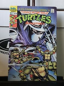 Teenage Mutant Ninja Turtles Adventures #1 Archie Comics