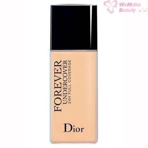 Christian Dior Diorskin Forever Undercover Foundation 021 Linen 1.3oz