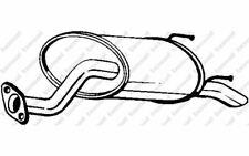 BOSAL Pot d'échappement pour HONDA JAZZ 163-395 - Pièces Auto Mister Auto